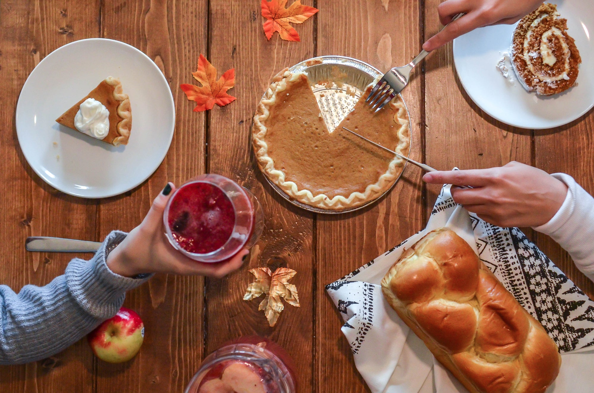 8 Creative Thanksgiving Leftovers Ideas