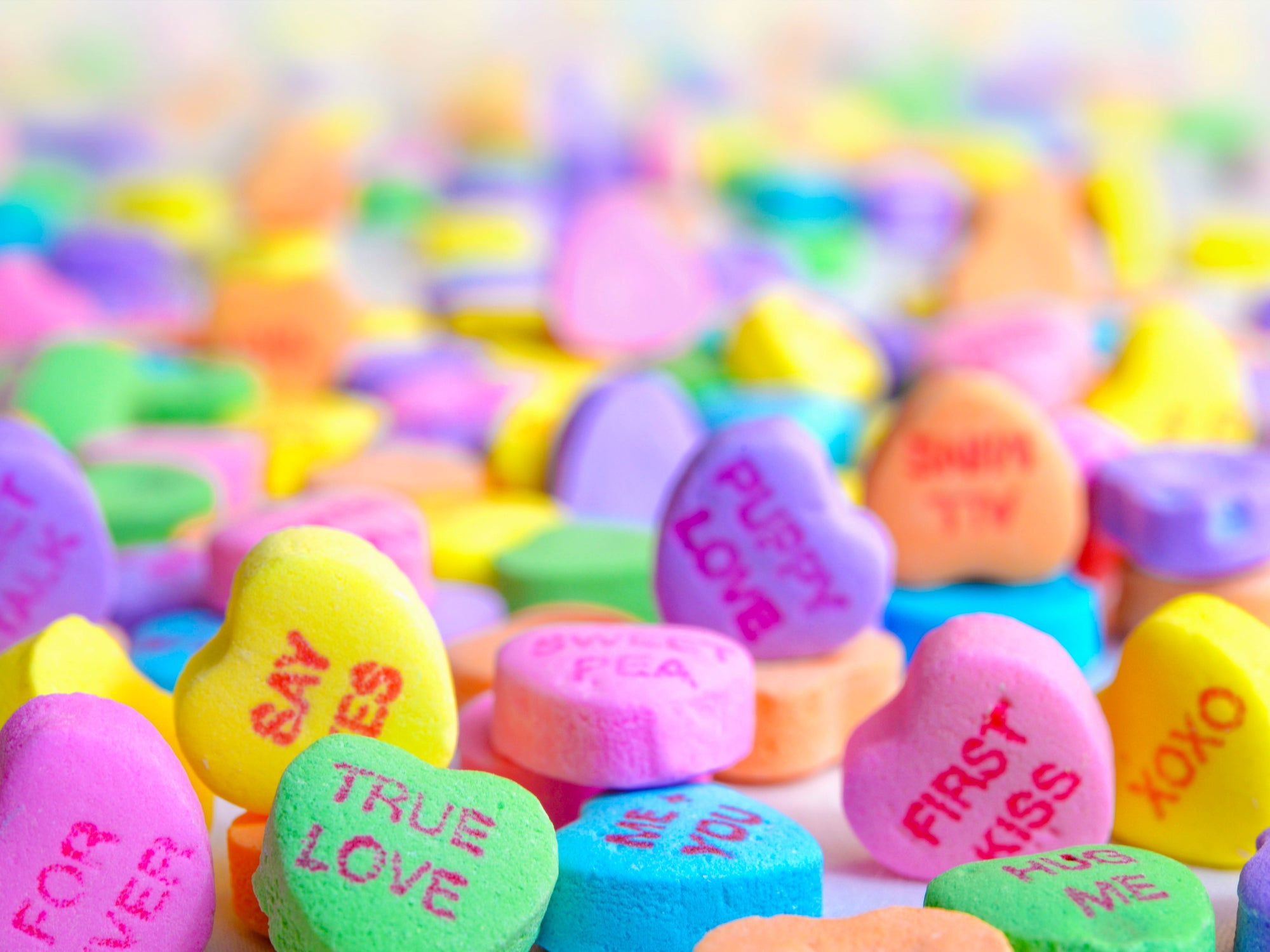 Sweet Secrets for a Romantic and Charitable — Valentine's Day