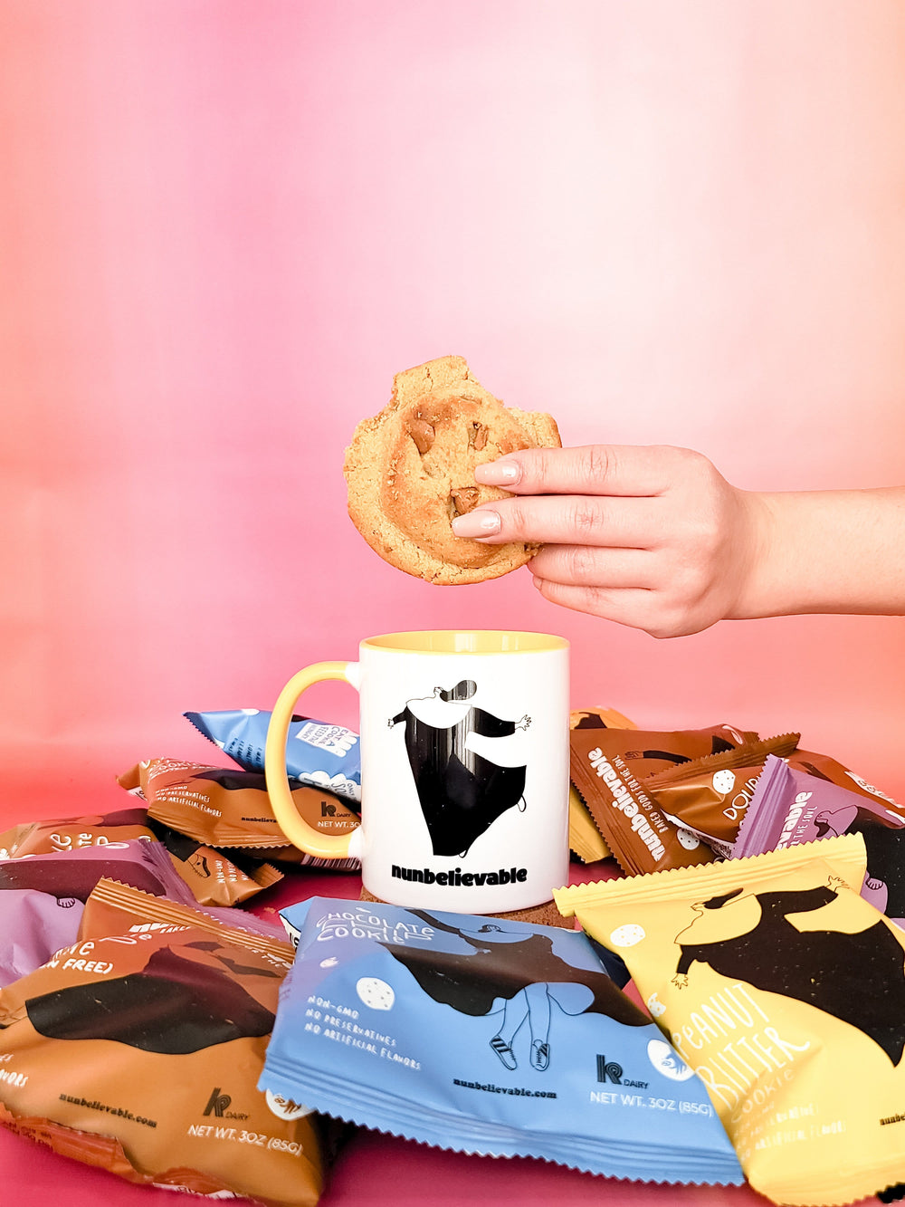 Nunbelieveable 11 Oz Ceramic Mug - Make Cheat Day Feel Less Sinful