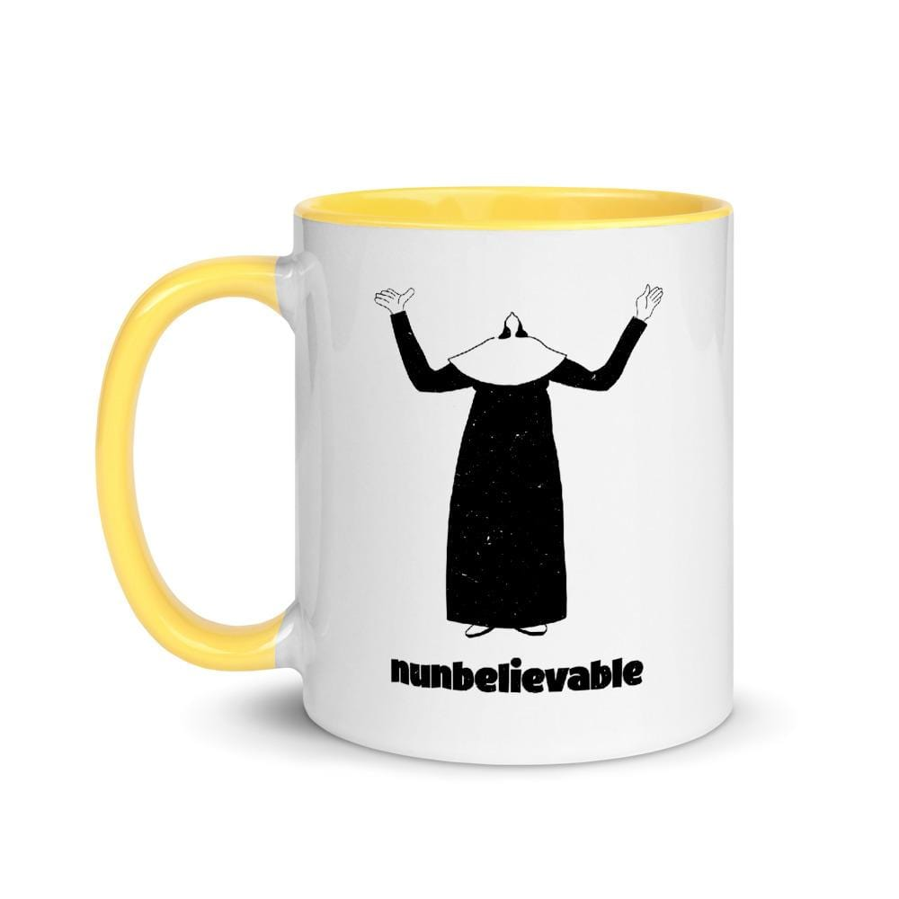 Nunbelieveable 11 Oz Ceramic Mug - Coffee, You've Answered My Prayers