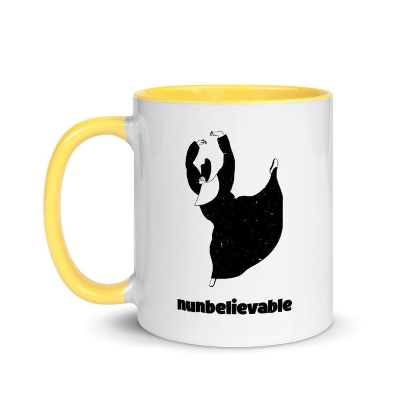 Nunbelieveable 11 Oz Ceramic Mug - Form Good Habits