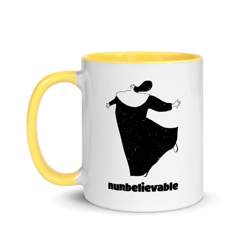 Nunbelieveable 11 Oz Ceramic Mug - Refills Can I Get An Amen