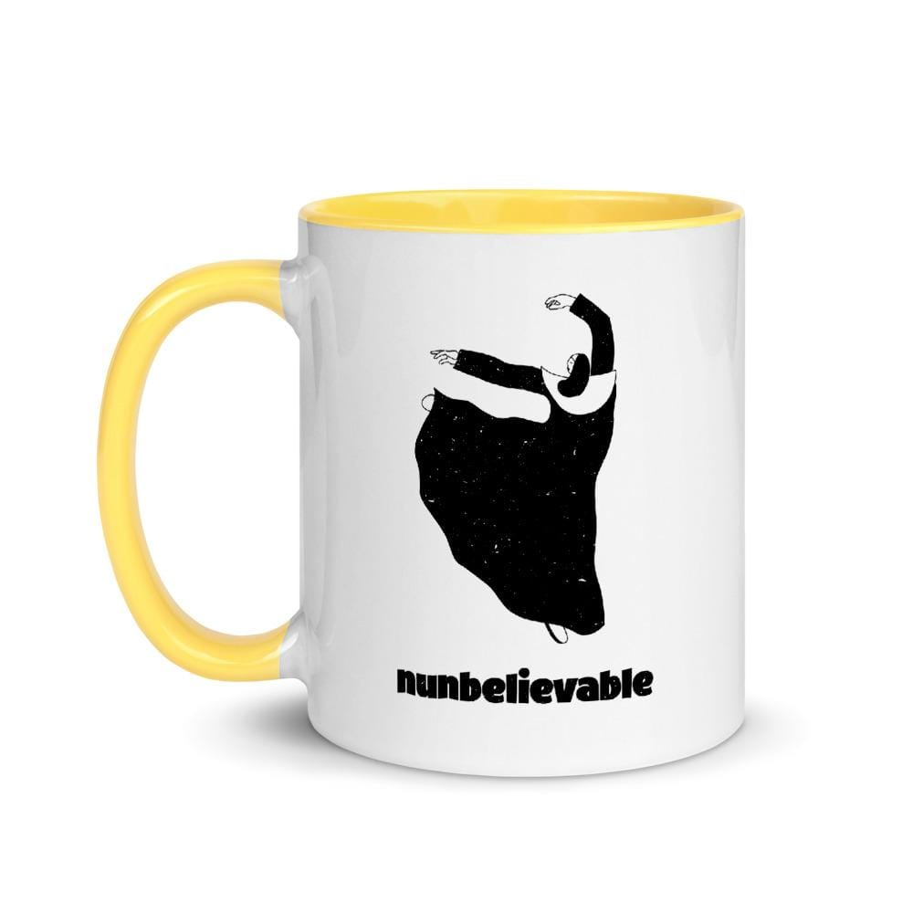Nunbelieveable 11 Oz Ceramic Mug - Spreading the Gospel of Delicious Cookies