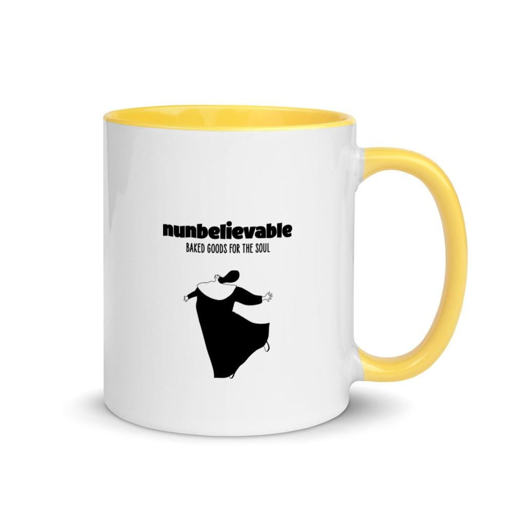Nunbelievable 11 Oz Ceramic Mug - Divinely Delicious