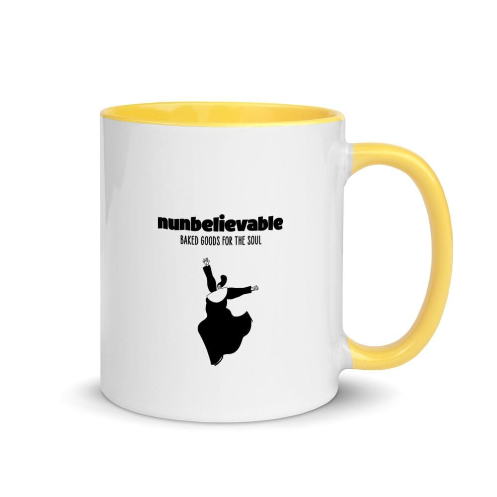 Nunbelievable 11 Oz Ceramic Mug - A Cup of Joy