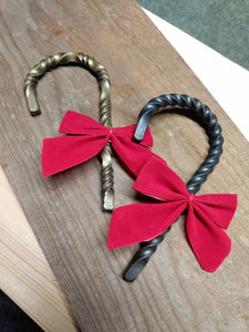 Forged Candy Canes (Christmas Ornament Workshop)