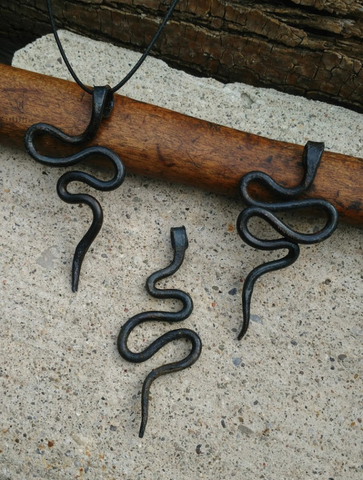Serpent Pendant
