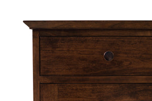 Handmade Contemporary Solid Wood Buffet, Kitchen or Dining Room Cabinet, Silverware and Dinnerware Storage, Classic Credenza, Traditional Sideboard with Glass Doors. Available in Cherry, Walnut or Antique/Reclaimed Chestnut with Custom Engraving Option.