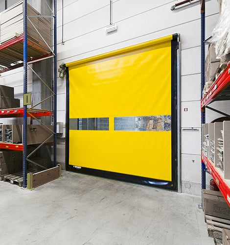 Porte à enroulement rapide Dynaco D-311 Techno | Dynaco D-311 Techno High Speed Door