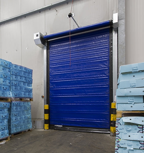 Porte à enroulement rapide Dynaco Freezer M2 | Dynaco Freezer M2 High Speed Door