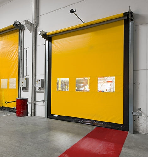 Porte à enroulement rapide Dynaco M2 Basic | Dynaco M2 Basic High Speed Door
