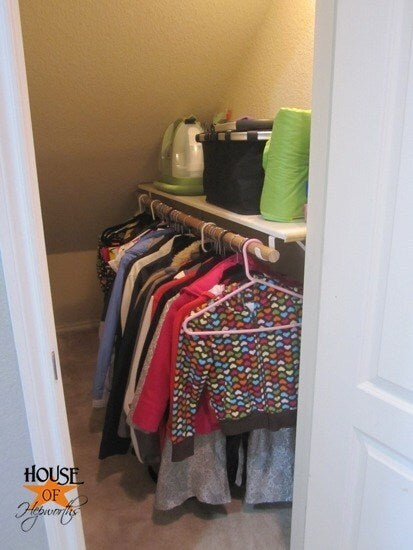 Victory Under Stairs Closet Ideas