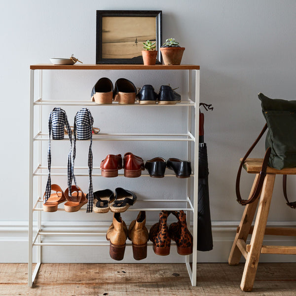 11 Clever Storage Ideas for Your Strewn-All-Over Shoes