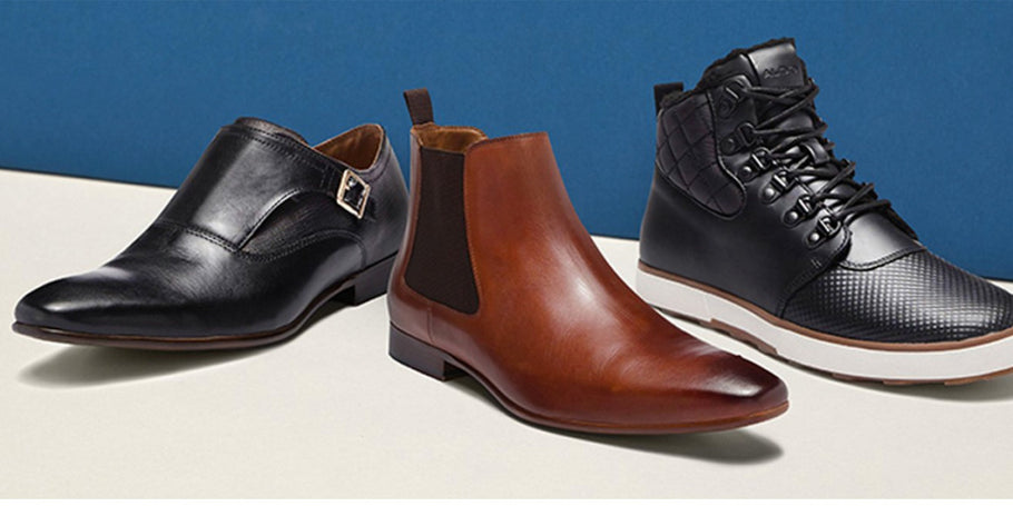 For two days only, The Hautelook men's shoe event takes up to 60% off top brands including Timberland, Kenneth Cole, Cole Haan, Johnston & Murphy, and more