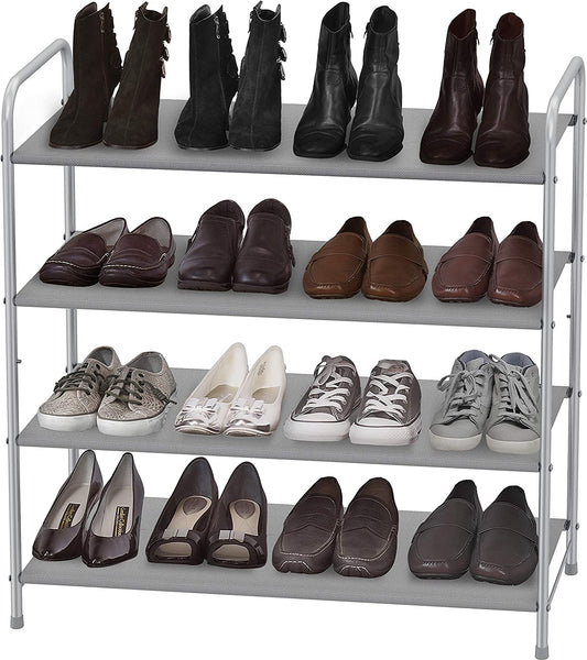 Stop Tripping Over Strewn Shoes and Introduce a Little Order With These Handy Shoe Organizer