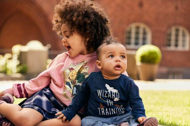 The New Harry Potter Collection from H&M Kidswear Dropped & We Are Witching for Them All