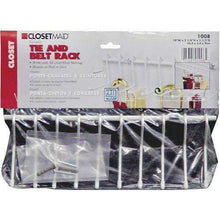 Load image into Gallery viewer, Select nice closetmaid 71008 versatile tie belt rack white