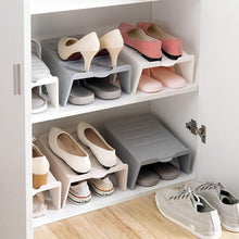 Load image into Gallery viewer, Stackable Shoe Rack