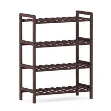 Load image into Gallery viewer, Furinno Pine Solid Wood 2-Tier Shoe Rack FNCJ-33042EX