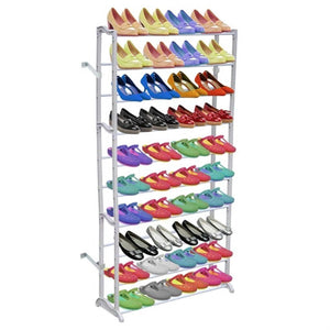 10 Tier Shoe Rack/Shelf