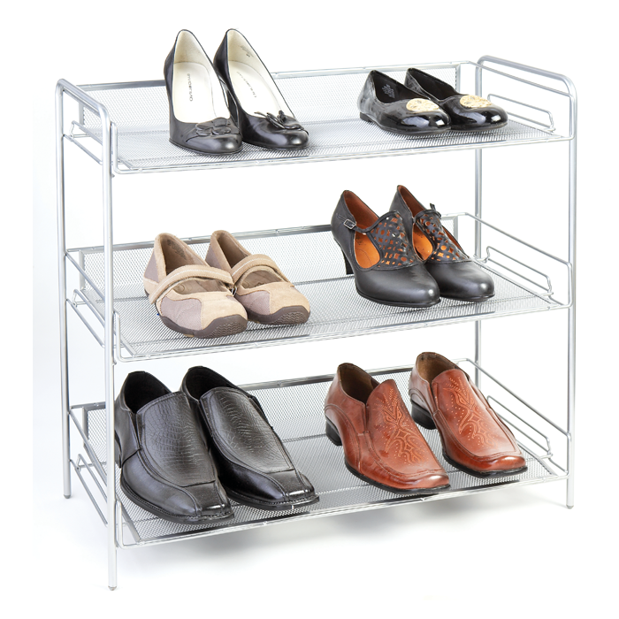 Maille Shoe Rack - 3 Tier