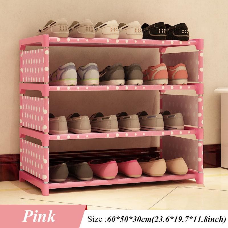 Entrance Dormitory Shoes Rack