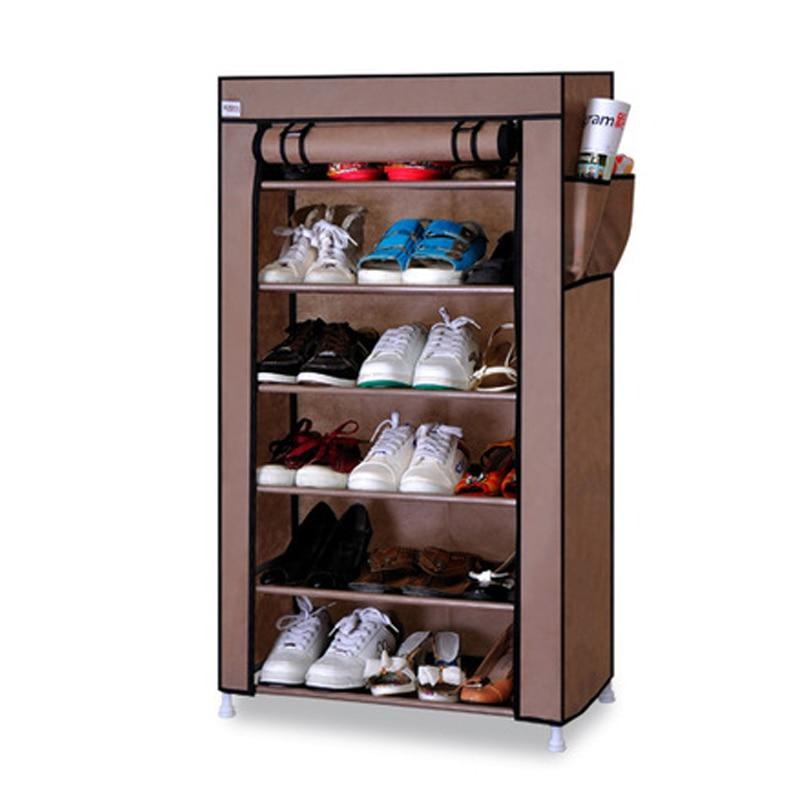 Six Layer Shoe Rack Storage Organizer
