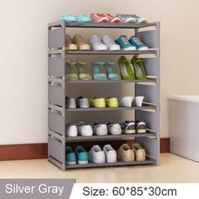 Load image into Gallery viewer, Easy Assembly Nonwoven Shoes Shelf