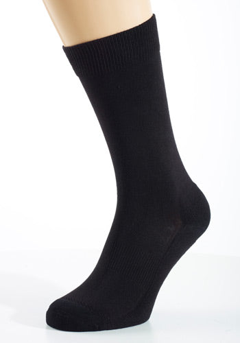 Diabetic PROTECT iT Socks - Black