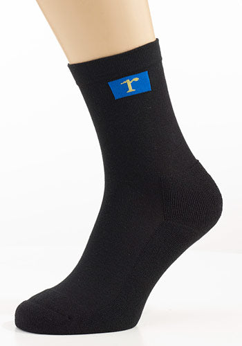 Diabetic Socks with Padded Sole - 2 pairs