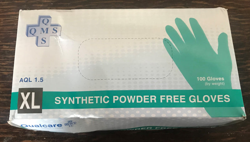 Synthetic Powder Free Gloves