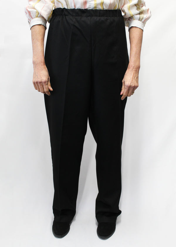 Ladies Open-Back Trousers