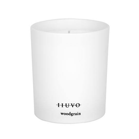 IIUVO Woodgrain candle