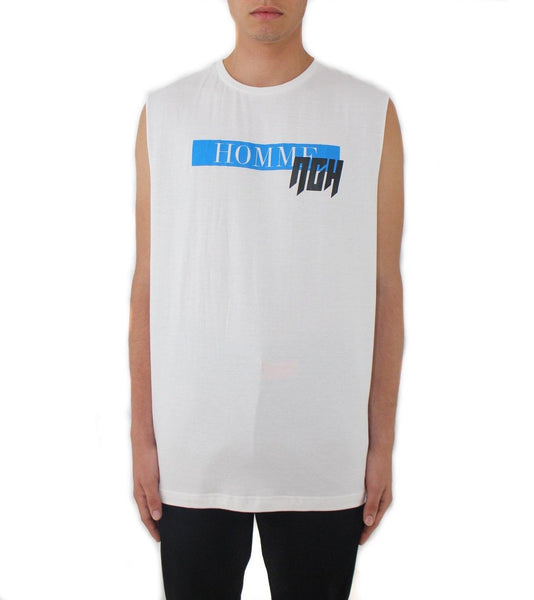 Homme ngh sleeveless not guilty homme