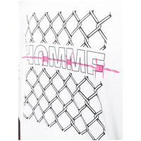Homme wire t-shirt
