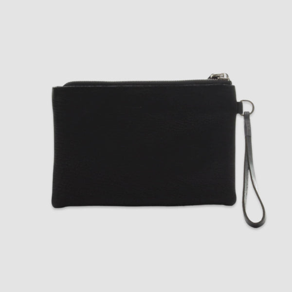 Leather pouch - Hommeplus