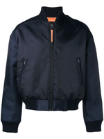 bomber jacket blue not guilty homme