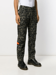 Camo cargo pant not guilty homme