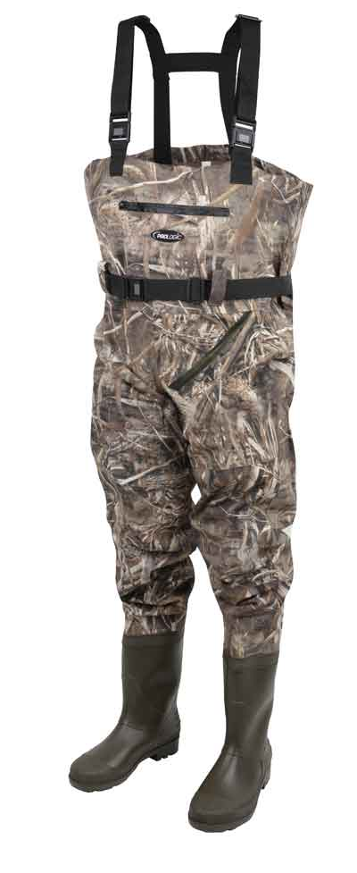 PL Max5 Nylo-Stretch Chest Wader w/Cleated