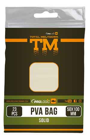 PL TM PVA Solid Bag 17pcs 100X140mm