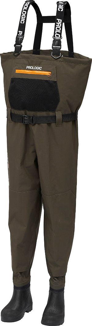 PL LitePro Breathable Wader w/EVA Boot Cleated 42/43 - 7.5/8