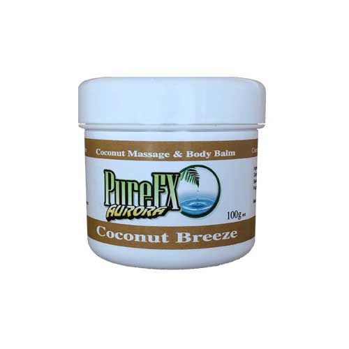 Coconut Breeze Massage & Body Balm