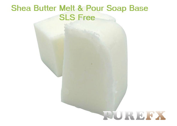 Soap Base Shea Butter-SLS Free (Melt & Pour)