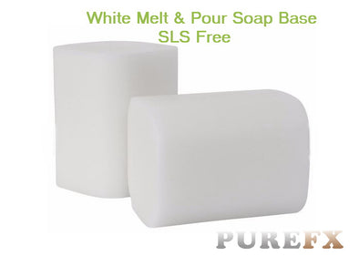 Soap Base-White SLS Free