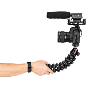 Premium Machined Aluminum Flexible Tripod for DSLR and Mirrorless Cameras