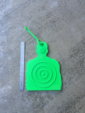 GX2 1840 MINI COSMIC GREEN WITH REACTIVE TARGET HANGAR