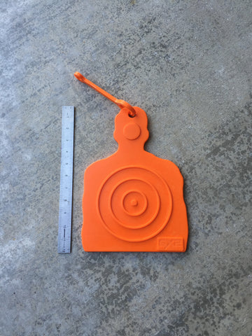 GX2 1840 MINI ORANGE WITH REACTIVE TARGET HANGAR