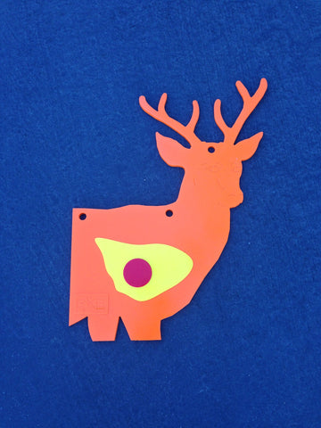 GX2 Self Healing Deer Torso - Orange