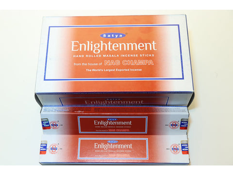 <p>Satya</p> Enlightenment sticks