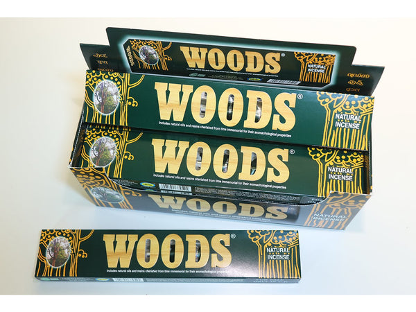 <p>Woods</p> natural masala sticks